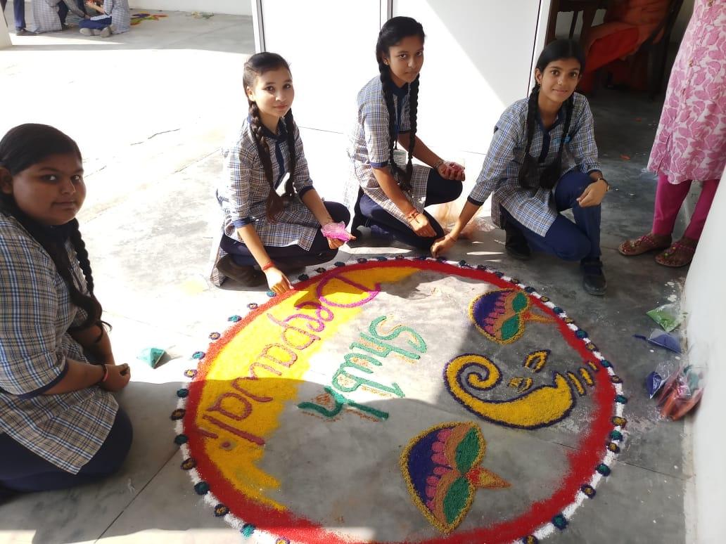 Rangoli Competition13