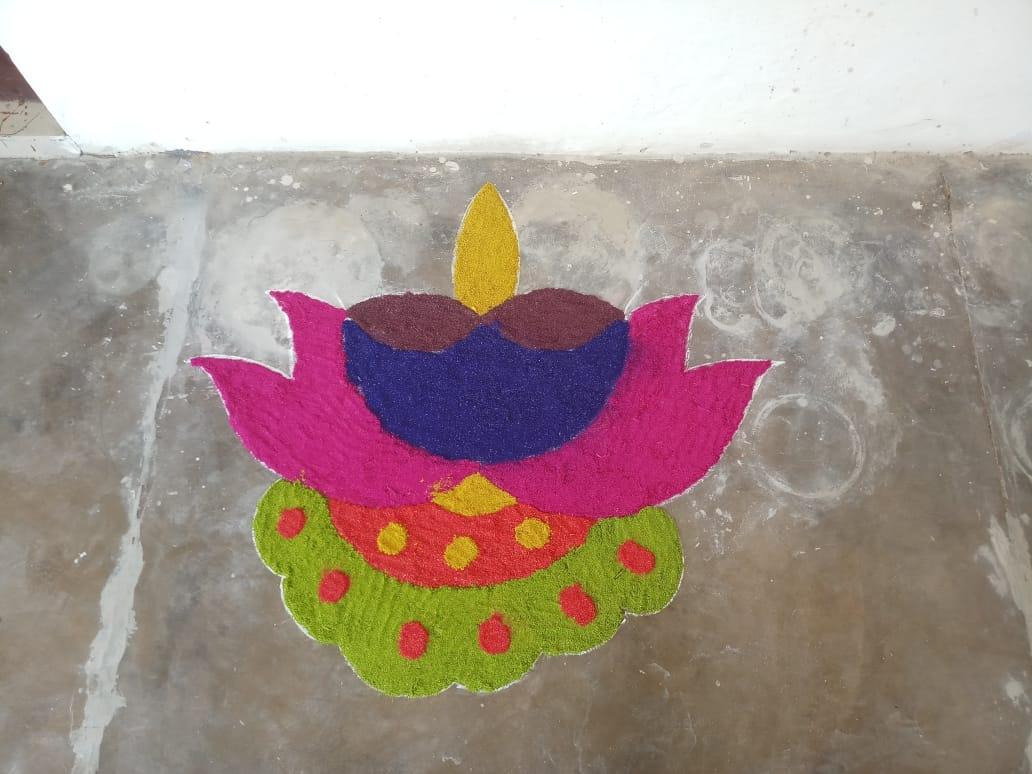 Rangoli Competition3