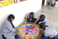 Rangoli Competition14