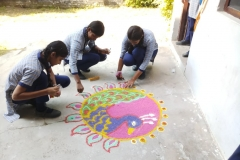 Rangoli Competition9